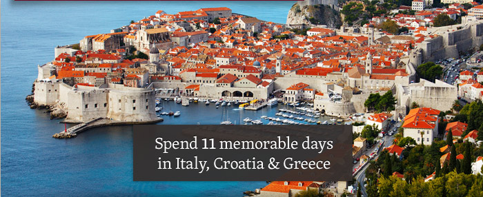 Voyages to Antiquity August fly-cruise